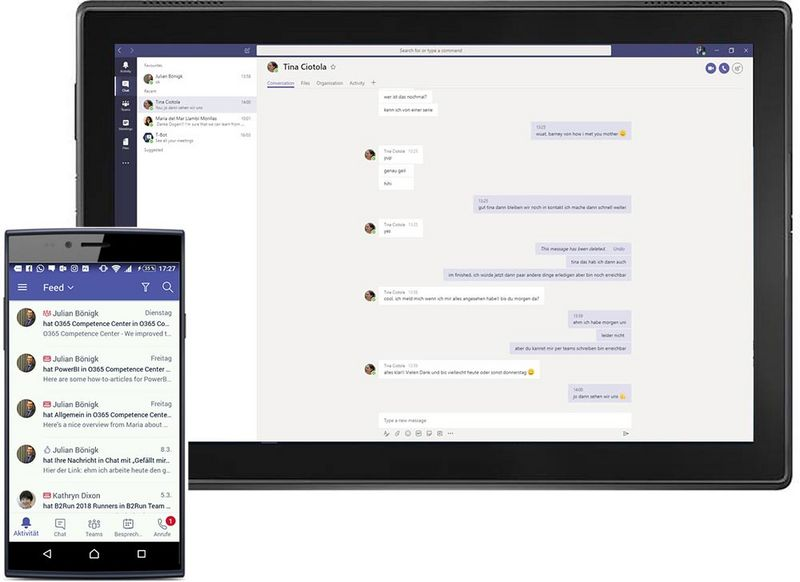 MS Teams – The Microsoft Chat Platform in Office 365 - TPG