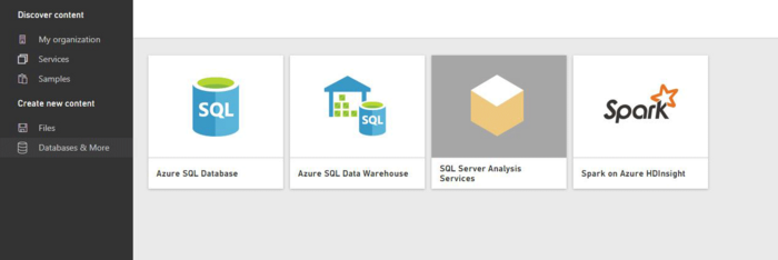Datenbankanbindung in Microsoft Power BI