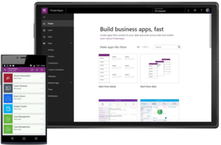 Microsoft PowerApps devices