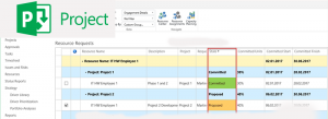 Using Resource Engagements in MS Project 2016 Title