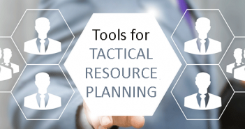 Software Tools for Resource Planning