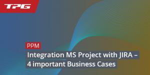 Integration Microsoft Project JIRA Header