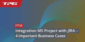 Integration Microsoft Project JIRA Header