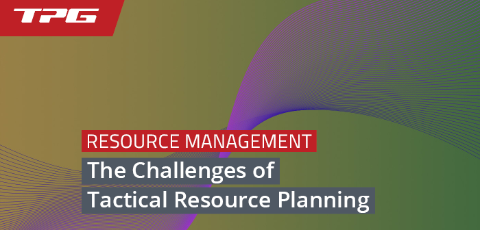 Challenges Resource Planning Header