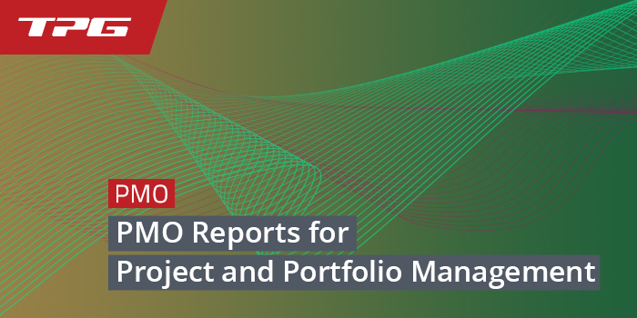 PMO Reports for Project and Portfolio Management (Requirements)