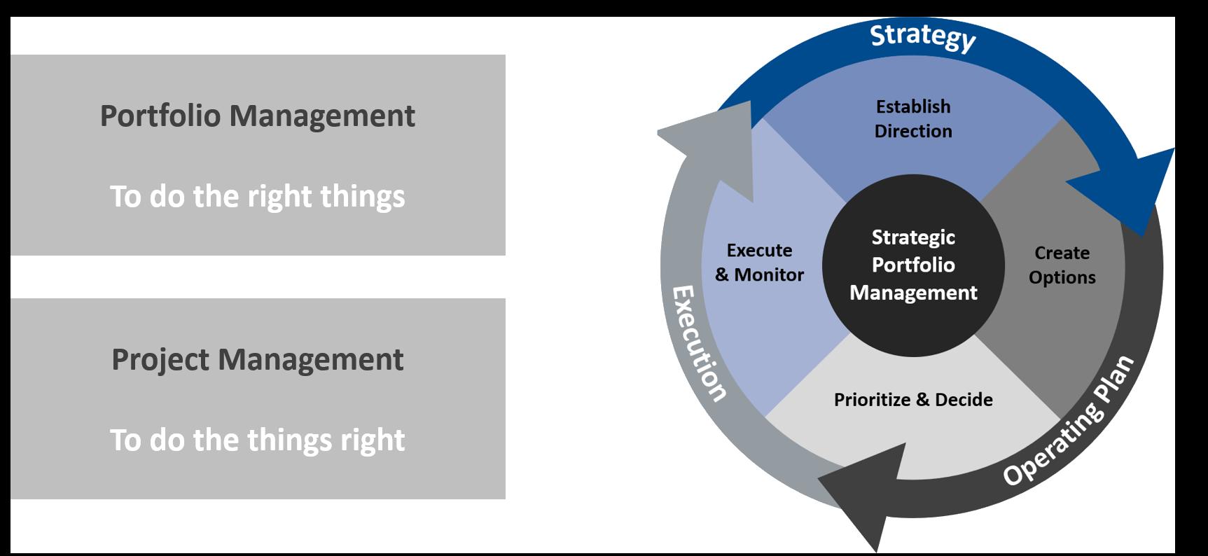 Project Management: Arguments For Project Portfolio Management