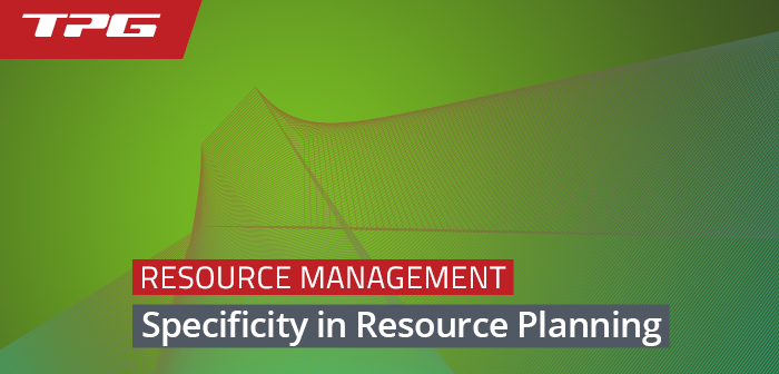 Resource Planning in Project Management_Specificity Resource Management