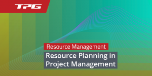 Resource Planning in Projects