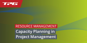 Resource Planning Capacity Planning in Project Management