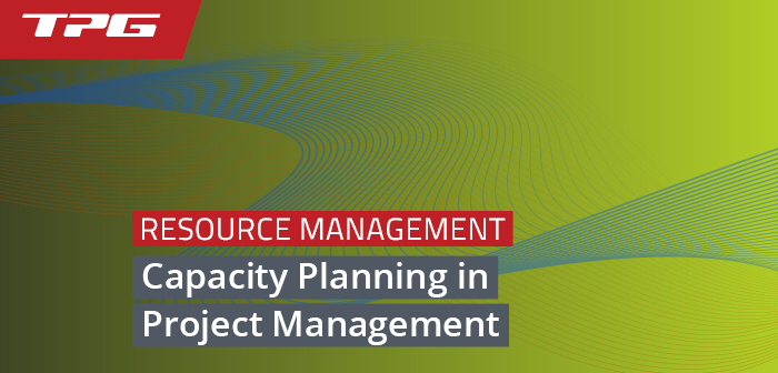 capacity planning in project management 4 important success factors