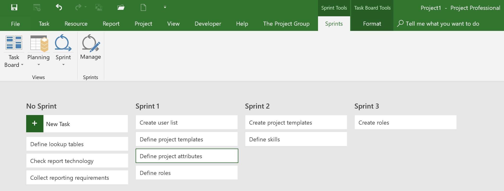 Project Online Enhancements 3