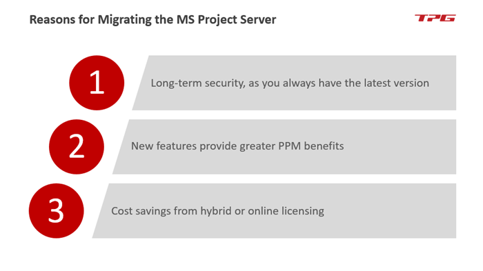 Microsoft Project Server Migration 6