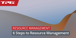 Introduce Tactical Resource Planning in 6 Steps
