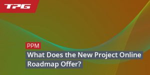 Microsoft Project Online Roadmap