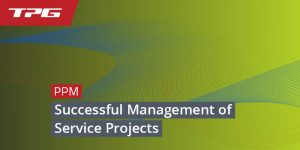 Header Management of Service Projects