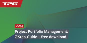 Header_Project Portfolio Management PPM
