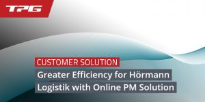 Online PM solution case study