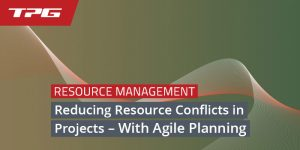 Resource Conflicts in Projects