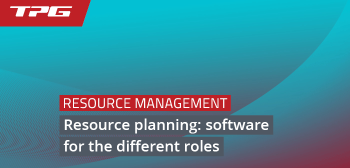 resource planning software for all roles
