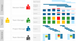 Resource planning software - The roles involved in resource management