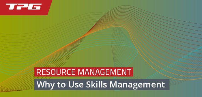 Resource Planning in Project Management_Header Skills Management