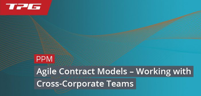 Agile Contract Models – Working with Cross-Corporate Teams