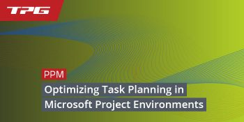 Task Planning Tools for MS Project