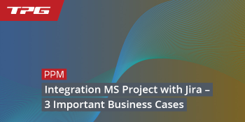 Integration MS Project JIRA