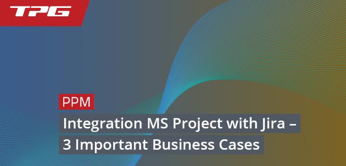 Integration MS Project JIRA
