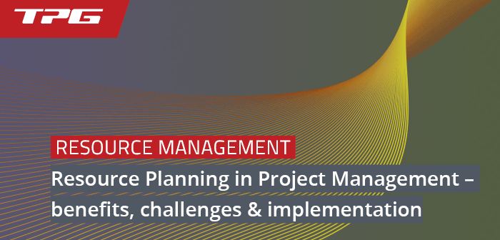 Resource Planning in Project Management