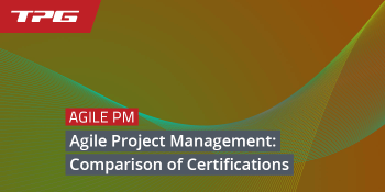 agile project management certifications