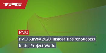 PMO Survey 2020