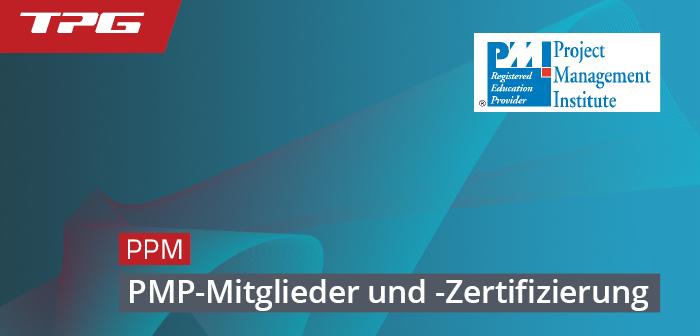 Header PMI-Mitglieder und Zertifizierung