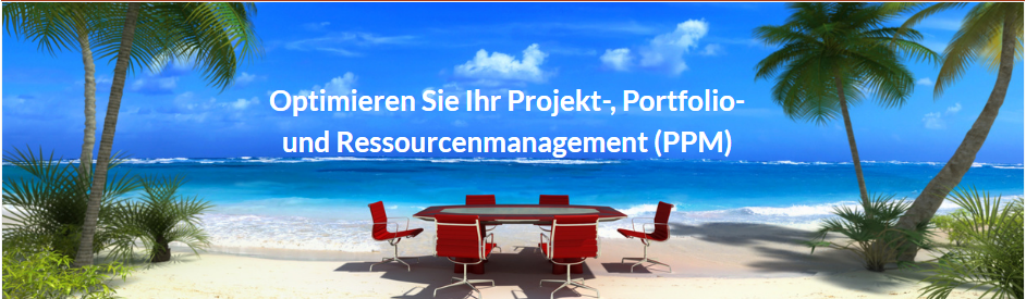 Projekt-, Programm-, Portfolio-, und Ressourcenmanagement
