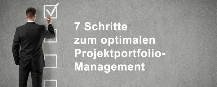 Projektportfoliomanagement