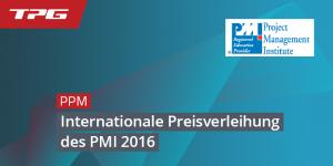 Header Preisverleihung PMI 2016
