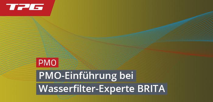 Header Brita PMO Einführung