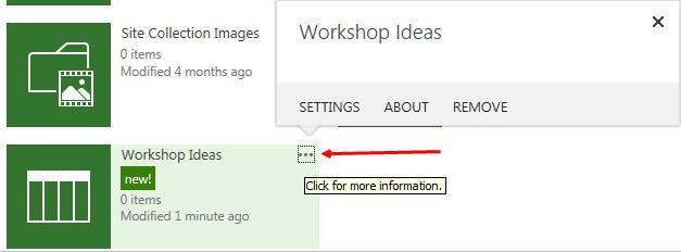 Workshop Ideas - Ideenmanagement mit MS Project