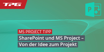 Header SharePoint und MS Project