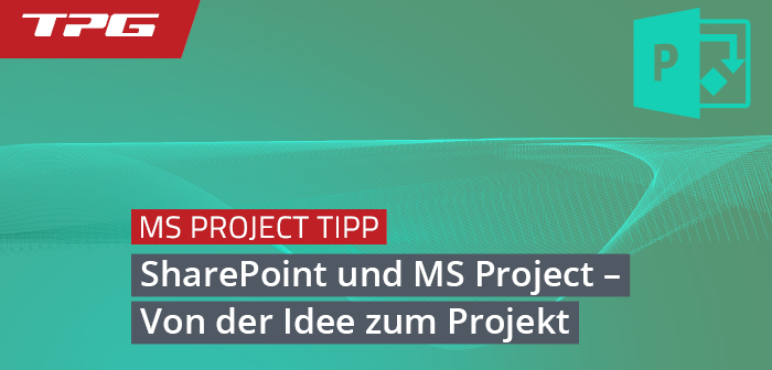 Header SharePoint und MS Project