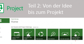 Sharepoint und MS Project