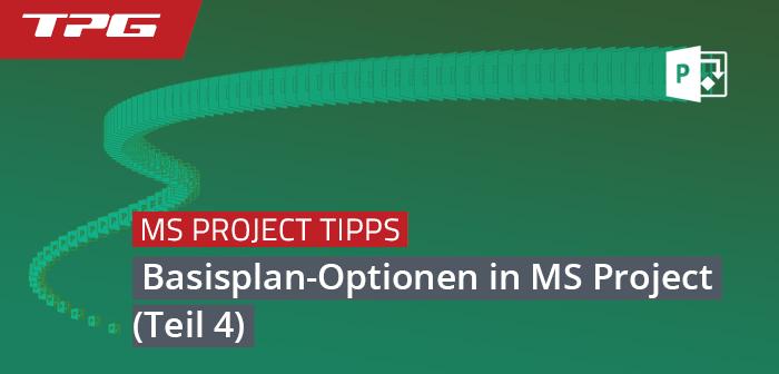 Header Basisplan-Optionen