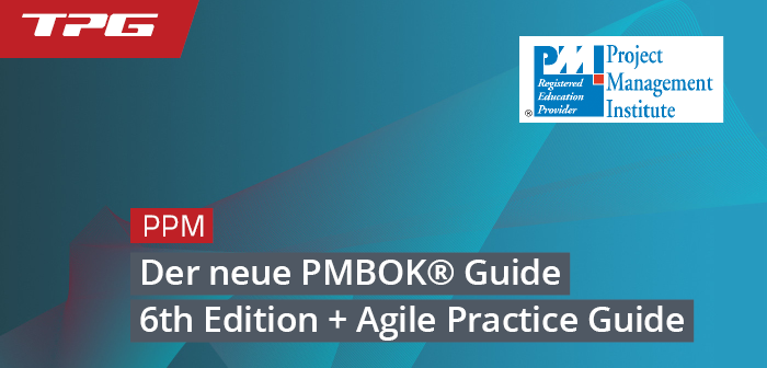 Header PMBOK Guide 6th edition