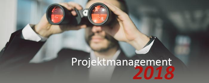Projektmanagement Trends 2018