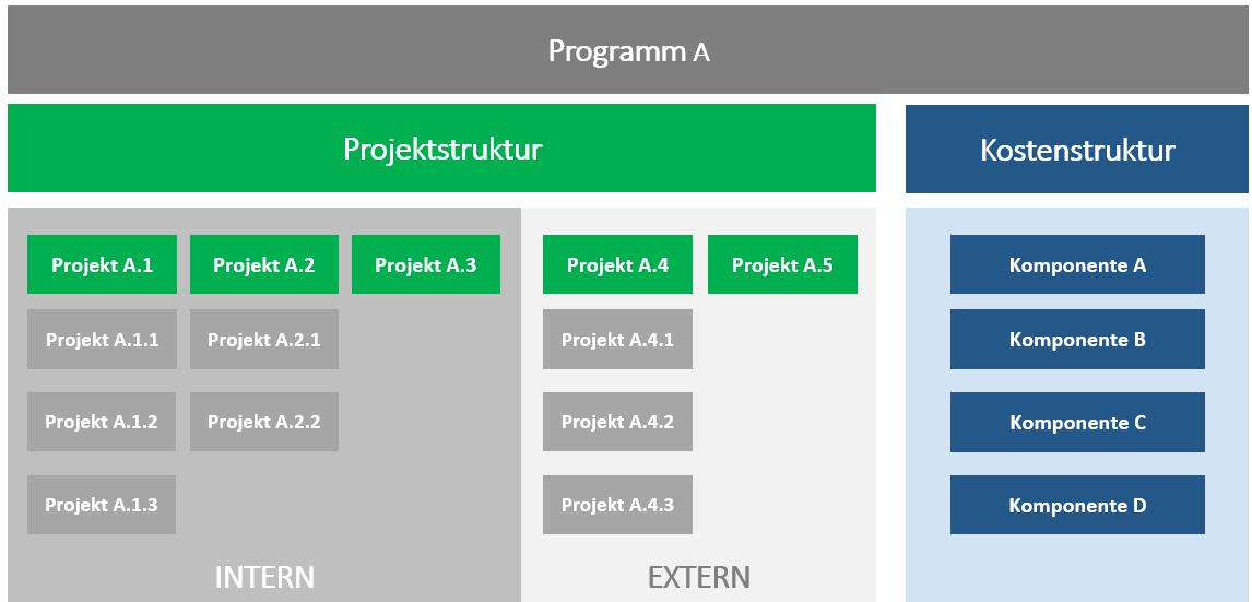 Programmmanagement Lösungen Produktentwicklung 1