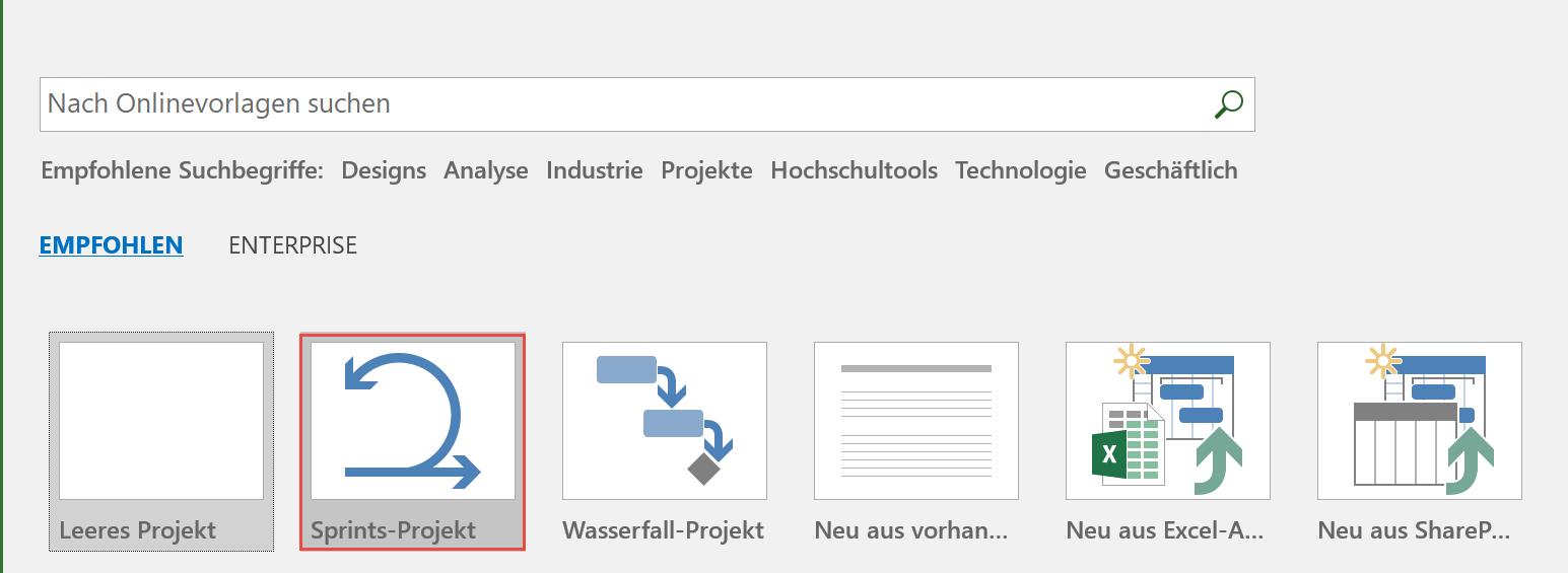 Project Online Neuerungen 1