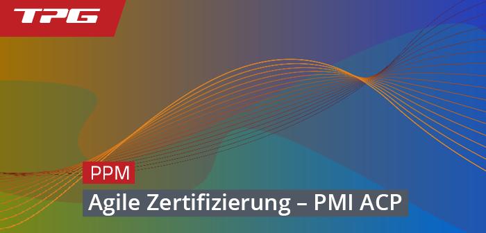 Header Agile Zertifizierung PMI ACP