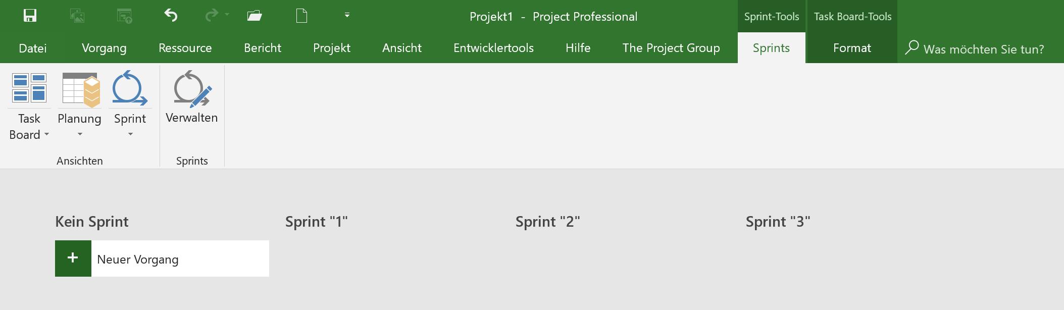 Project Online Neuerungen 2