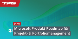 Header Microsoft Project Product Roadmap