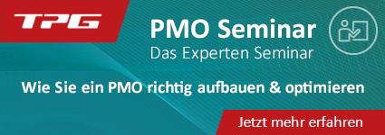 PMO Seminar - ein Projektmanagement-Office richtig einführen